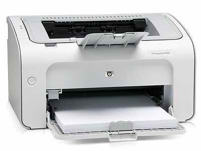 HP LaserJet 1010 Printer series ... - Hewlett Packard