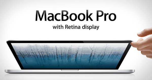 MacBook Pro 15 with Retina display
