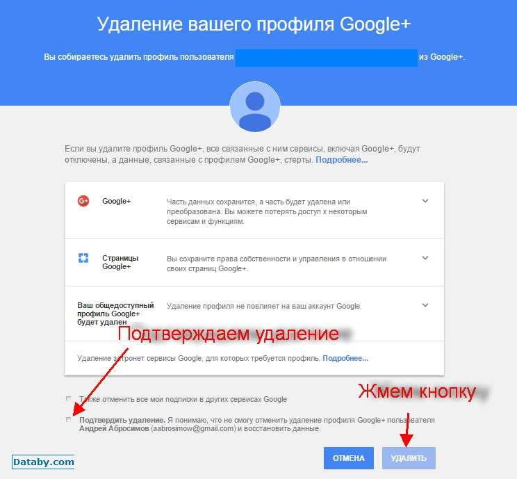 Как удалить из гугла картинок