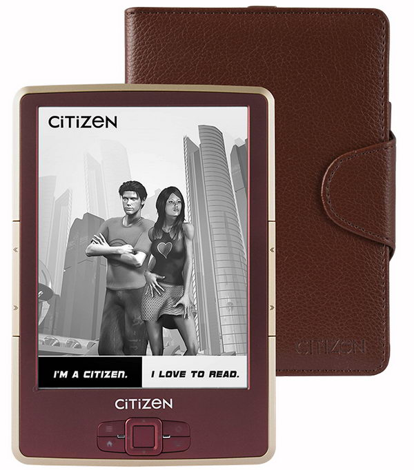 Citizen Reader e620